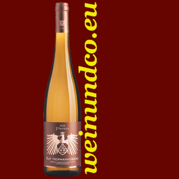 Gut Hermannsberg 7 Terroirs Riesling 2019